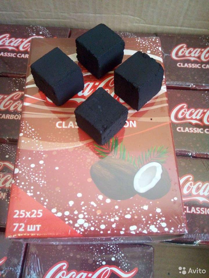 Купить кокосовый уголь для кальяна оптом по низкой цене